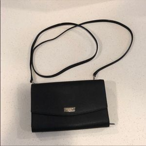 Kate spade small crossbody clutch